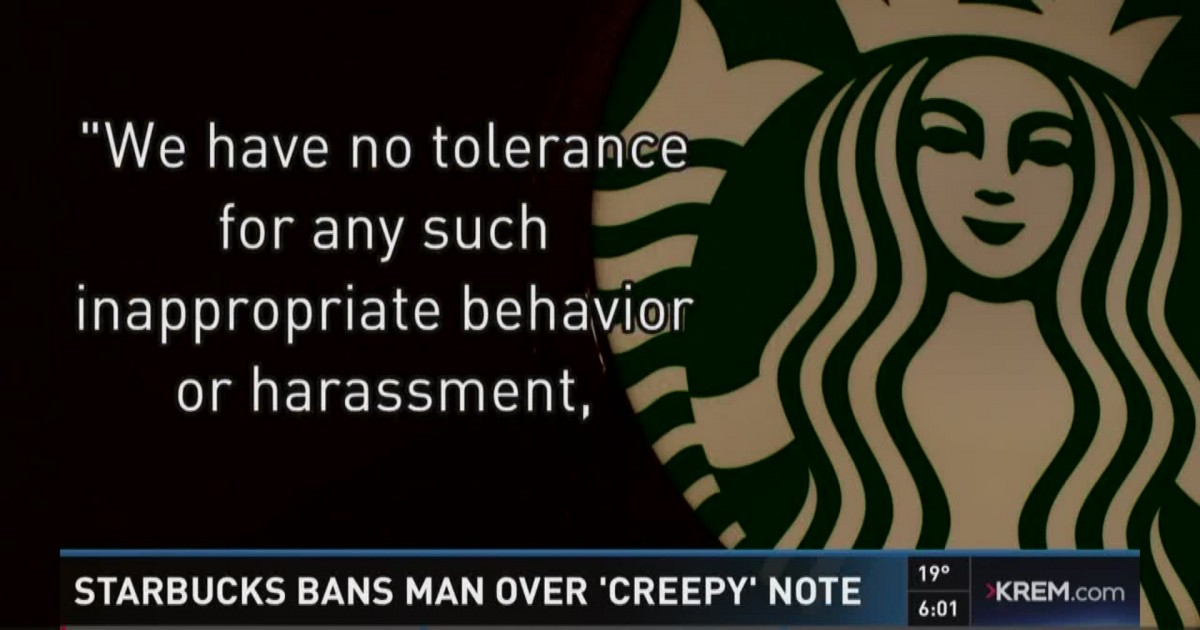 Washington Man, 37 Banned From Starbucks After Hitting On 16-Year-Old Barista
