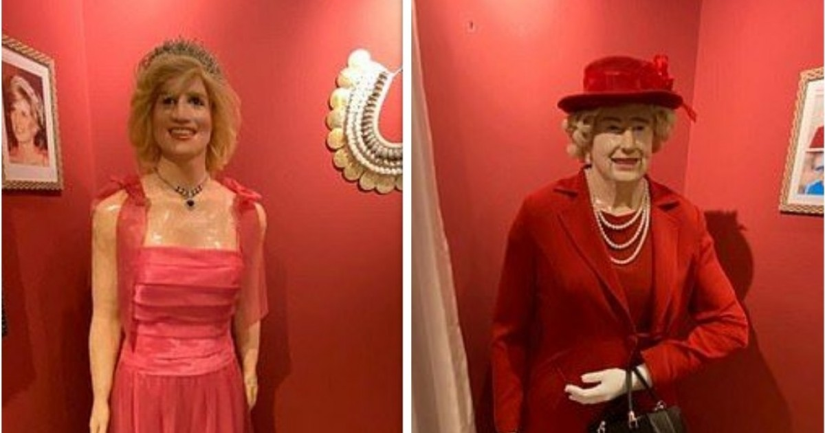 Museum Is Mocked For Its Strange Waxworks Of Celebrities That 'Appear As Though Blown Up 80s Action Figures'