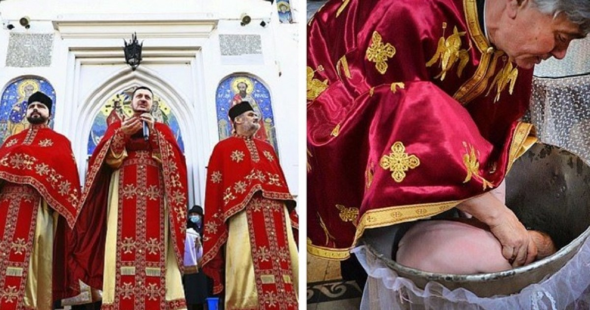 Six-week-old Infant Dies After His Head Was Put Into Water Three Times At Romanian Orthodox Church