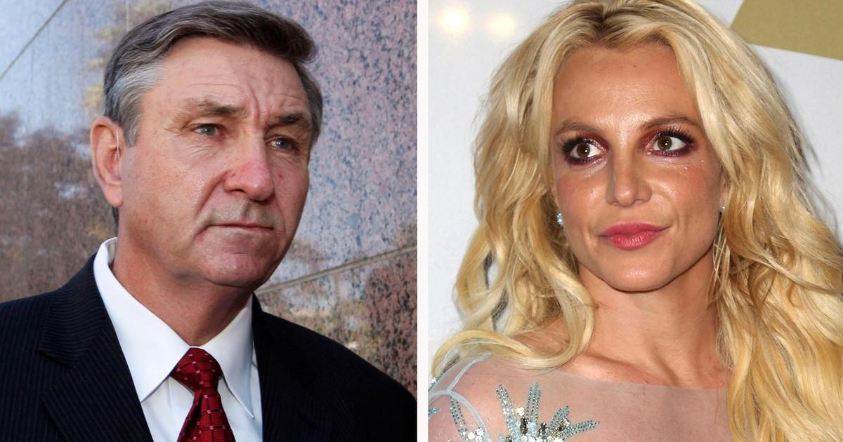 Britney Spears' Father Loses Case To Have Sole Control Over Her Estate