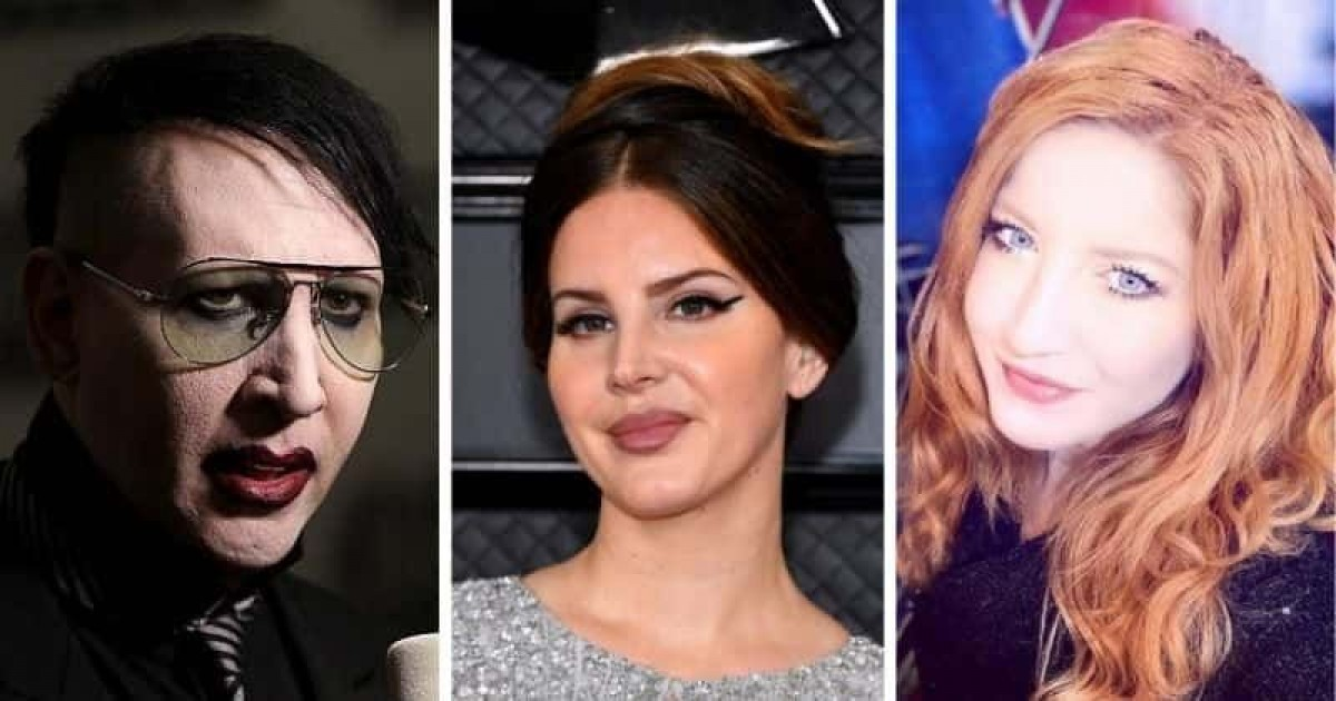 Lana Del Ray Body-Shamed By Marilyn Manson In Series Of Leaked Text Messages