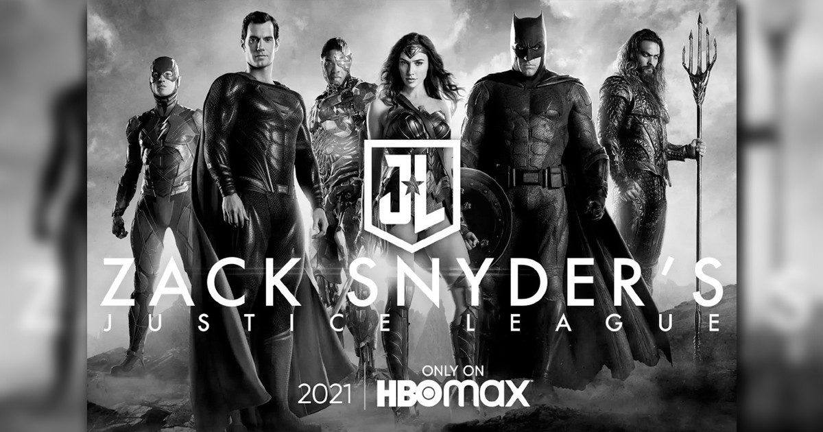The Controversial Justice League Snyder Cut Finally Releases Full Trailer
