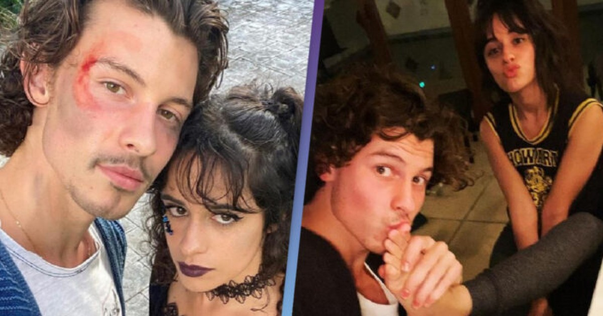 Fans Divided After Seeing Shawn Mendes Kissing Camila Cabello's Feet On Instagram