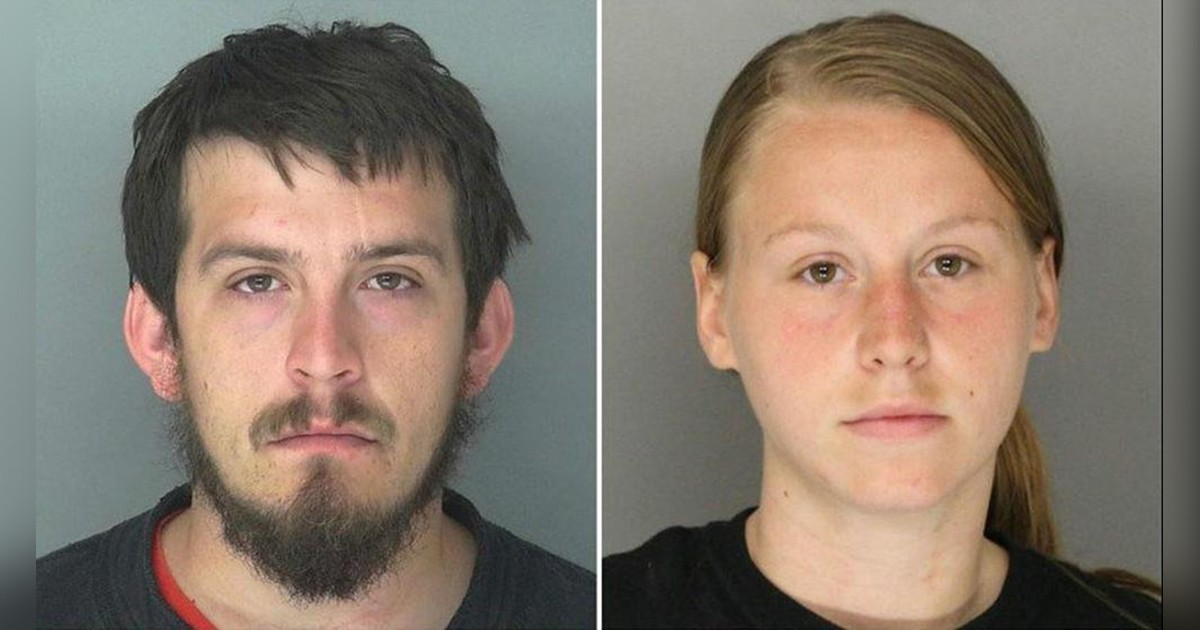 Racist Couple That Crashed 8y/o's Birthday Party Sentenced To 35 Years In Prison