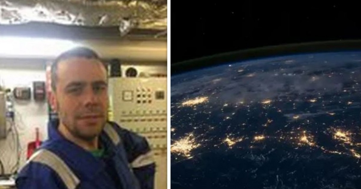Annoyed Scottish Man Raising £250,000 To Send Flat Earther Into Space To Prove Earth Is Round