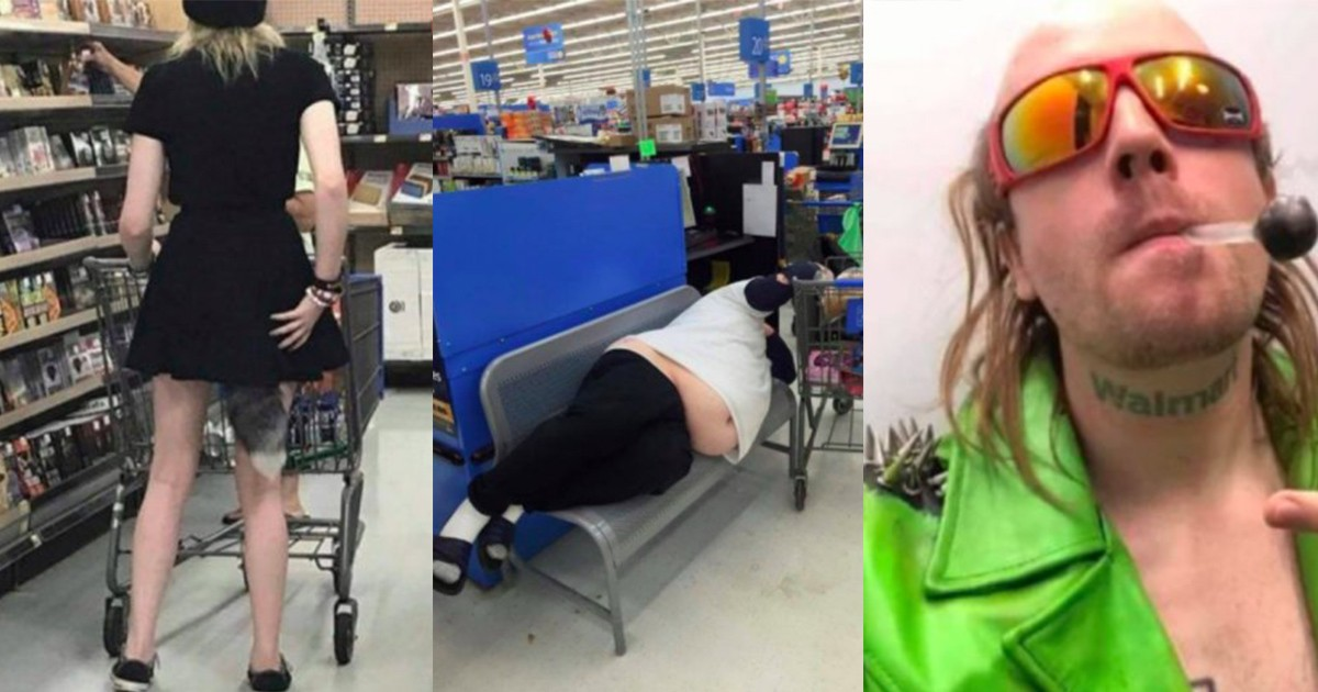 20 Pictures That Prove Walmart Is An Alternative Universe