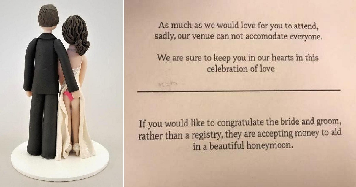 Shameful Wedding Posts That Are Downright Awkward