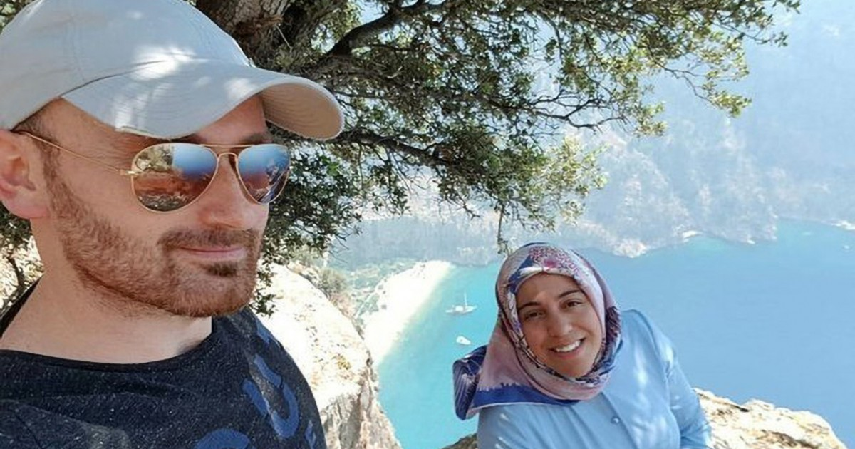 Turkish Man Took Selfie With Pregnant Wife And Then Pushed Her Off The Cliff