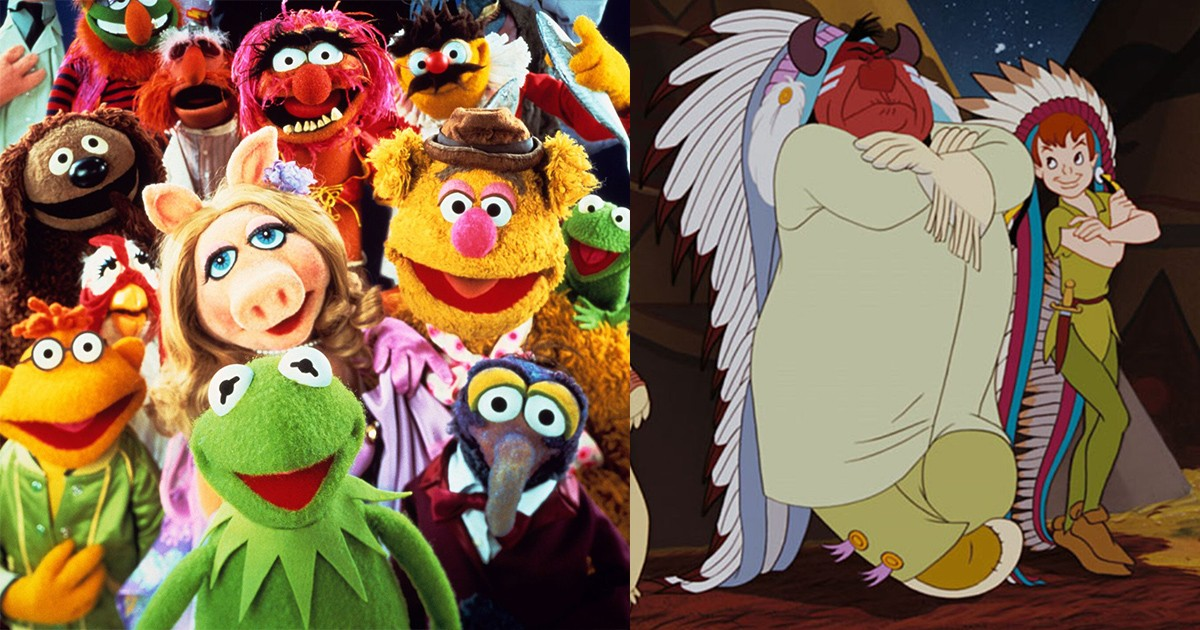 """Disney Puts """"Offensive Content"""" Warning On """"The Muppets Show"""""""