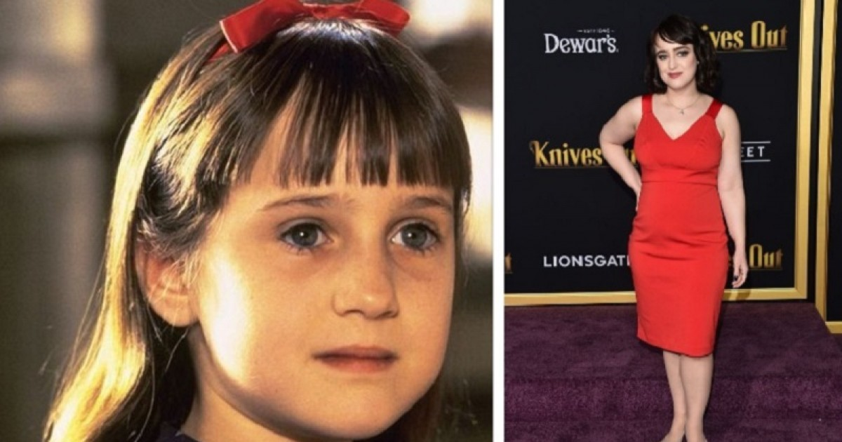 Matilda Star Mara Wilson Says She Was Sexualized By The Media Who Made Her Look Appealing To The Adults
