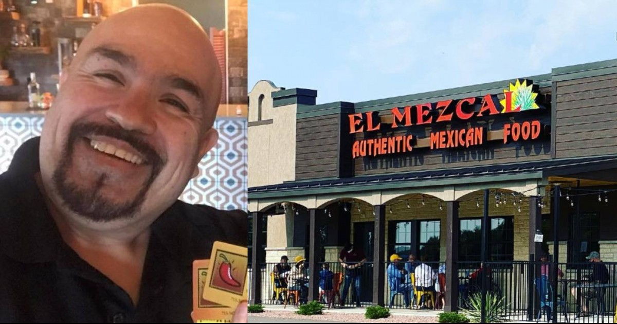 Tex-Mex Restaurant Owner Spends $2000 From His Own Money To Help Support Local Restaurants During The Pandemic