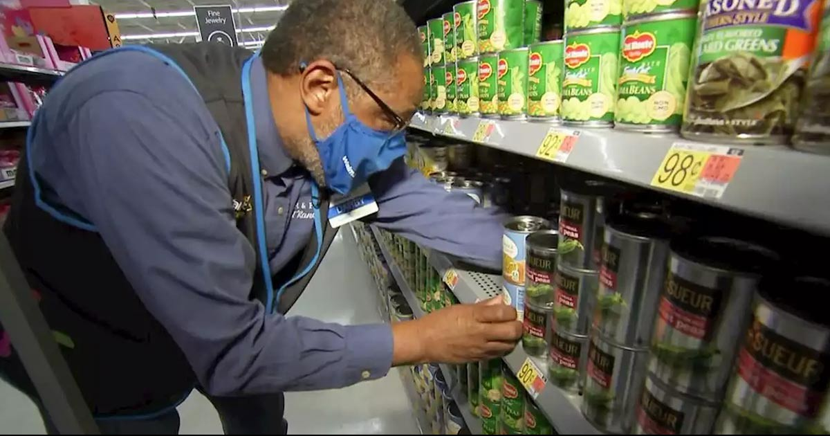 South Carolina High School Principal Works Night Shift At Walmart To Help Students In Need