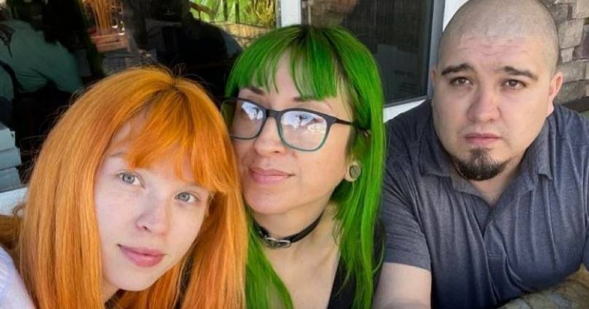 San Diego Polyamorous Throuple Who Hoped For Double Pregnancy Are Expecting A Baby