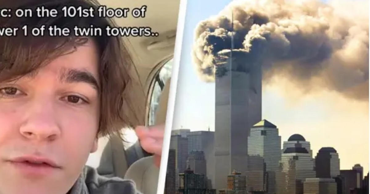 Dad Cancelled Twin Towers Meeting On 9/11 Because Son Was Born On That Day