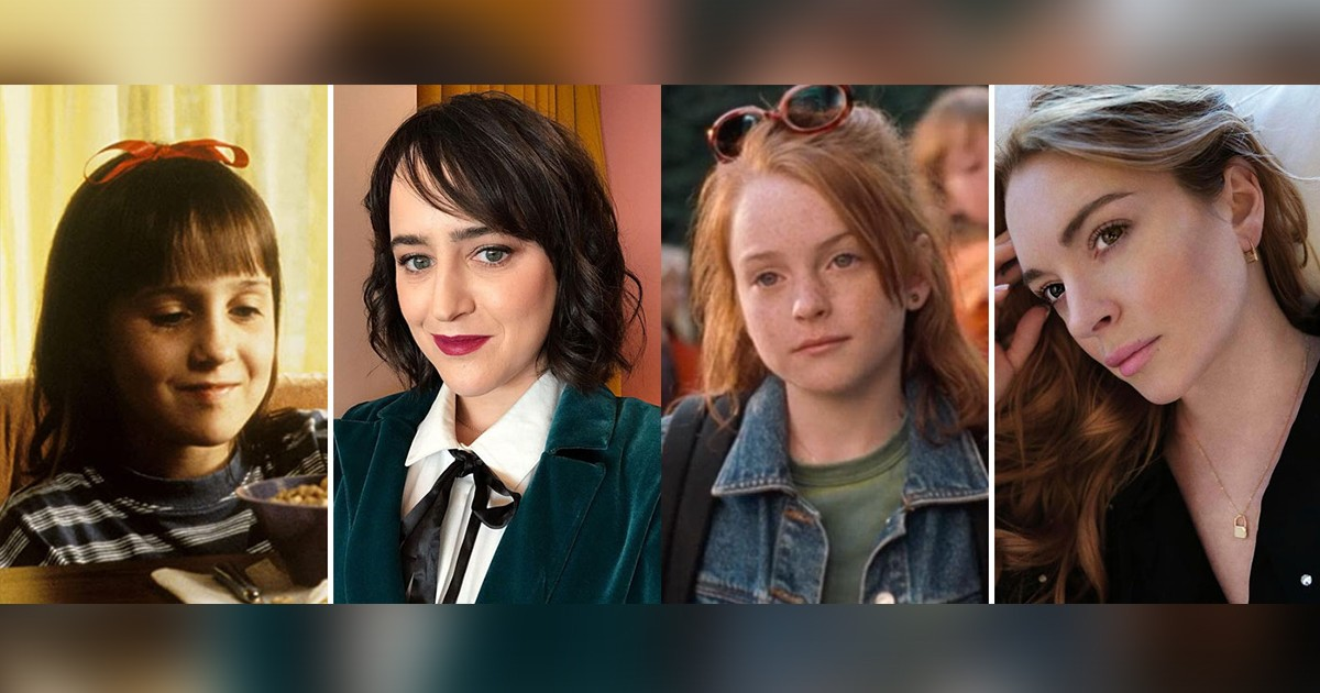 These Pictures Of 90s And 00s Child Actors Now Will Make You Feel Old