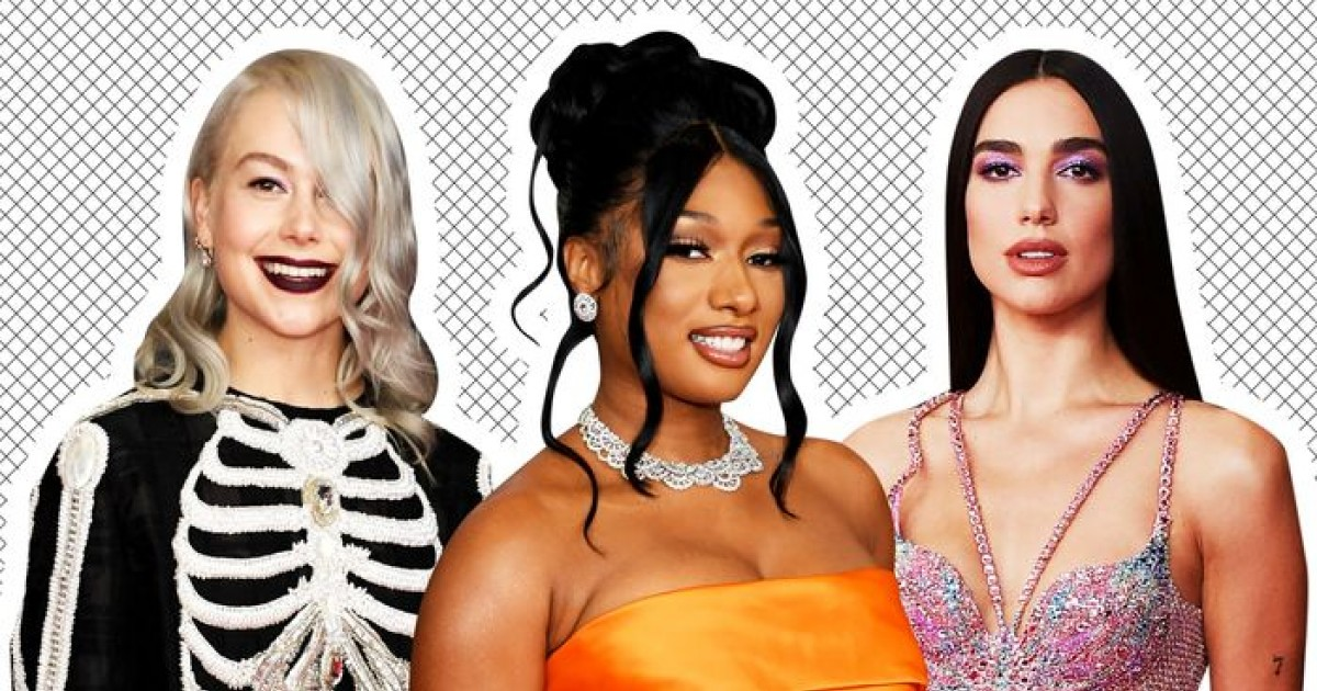 The Worst-Dressed Celebrities At the 2021 Grammy Awards