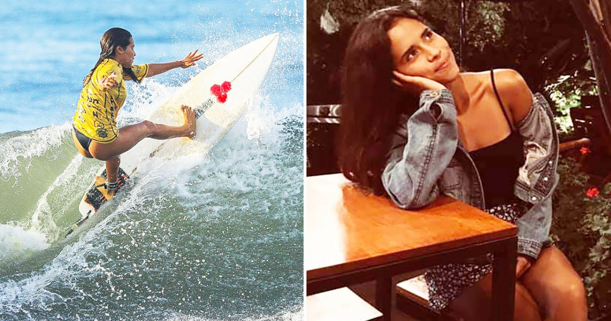 Olympic Surfing Hopeful Katherine Diaz, 22, Dies After Being Struck By Lightning While Training