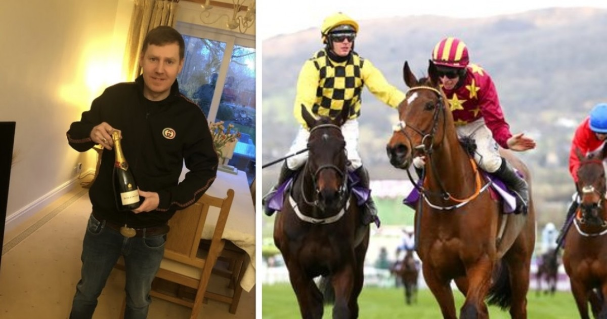 Gambler Who Won £250,000 From £5 Bet Bags Another £140,000 On Gold Cup Bet