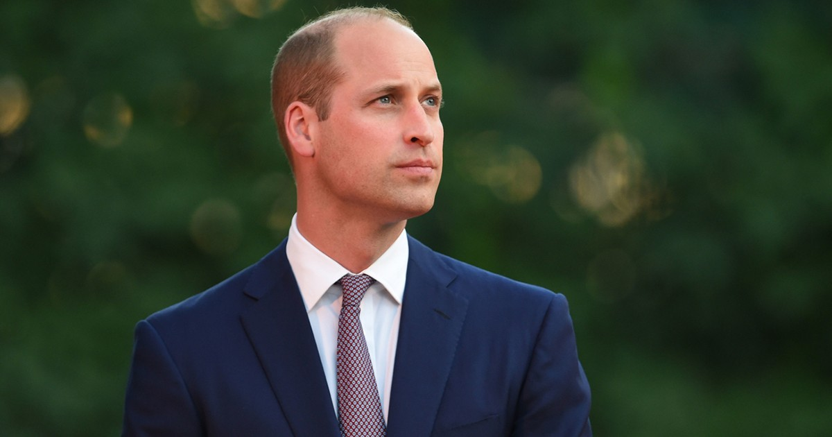 Is Prince William The World's Sexiest Bald Man? Apparently Yes, According To A New Google Study