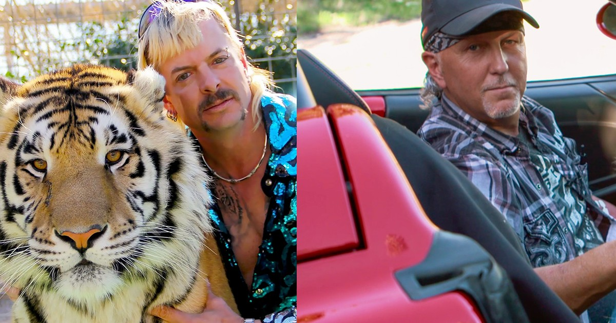 Jeff Lowe Poisoned? The Tiger King Saga Becomes Even Weirder.