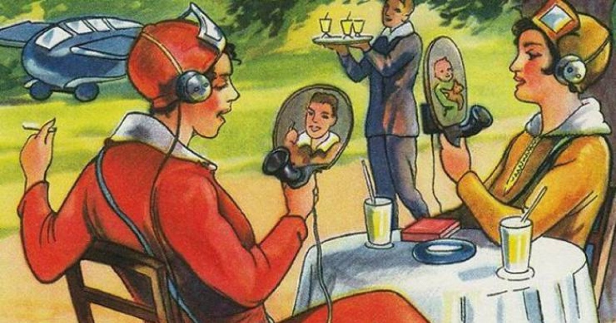 Predictions About The Future By People From The Past