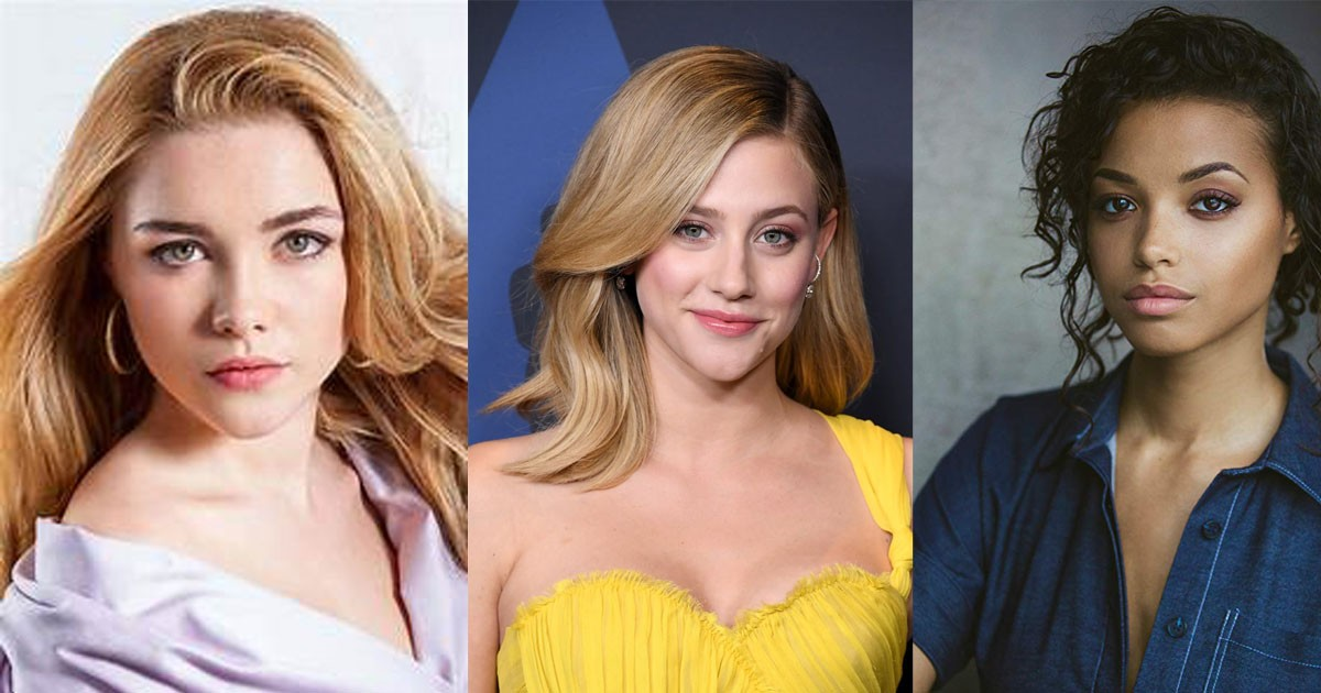 The Hottest up-and-coming Actresses in 2021