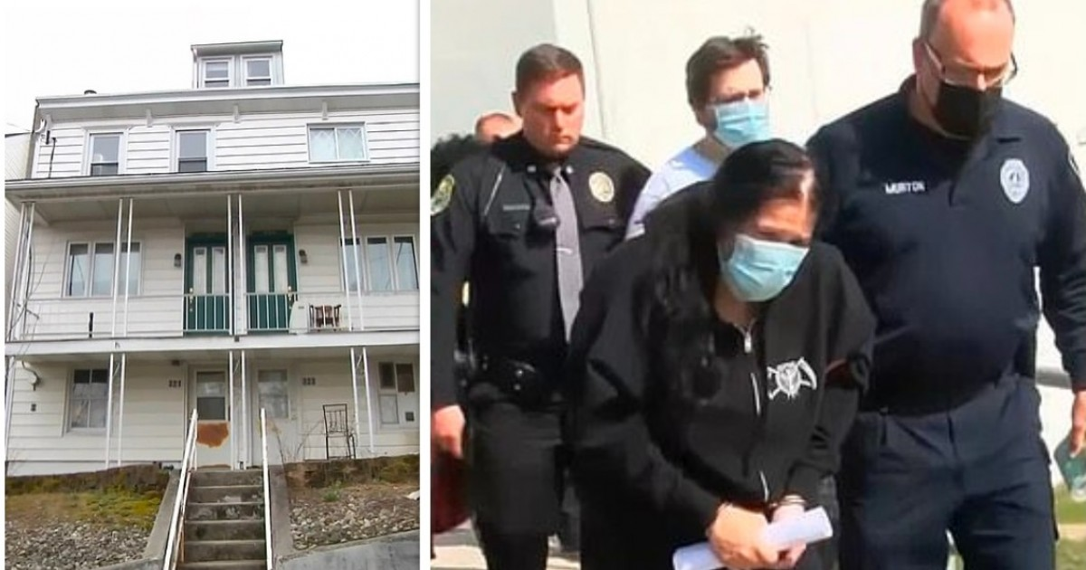 Parents And Grandmother Are Charged After Locking Three Children, Aged 9 To 12, In An Attic For TWO YEARS