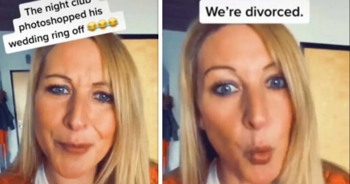 Woman Divorces Husband After Spotting 'Small Detail' On Social Media Pictures