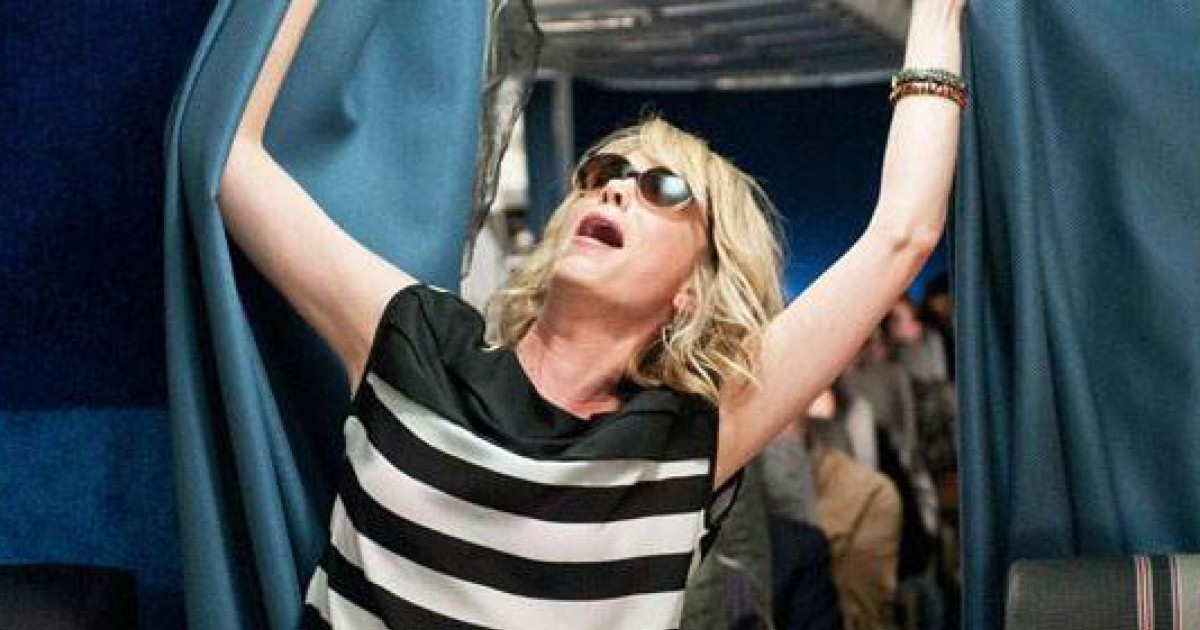 Drunk Woman Arrested After Begging Male Passengers On Flight To Join Her In 'Mile-High Club'