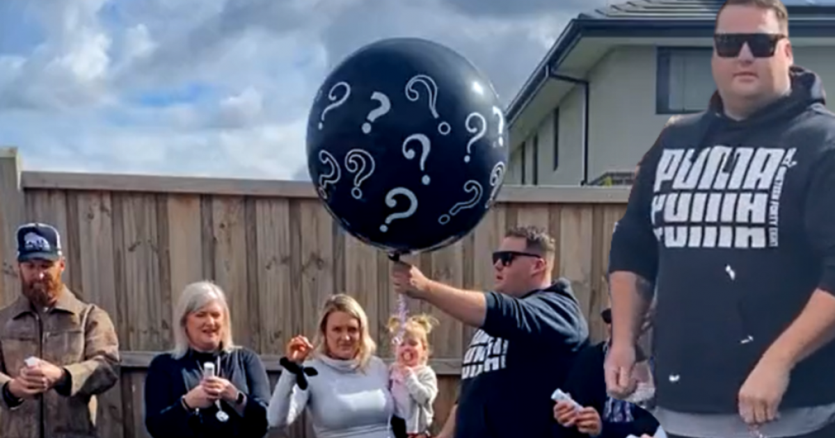 Dad's Disappointing Response To Having A Girl At Gender Reveal Party Sparks Debate In Viral TikTok Video