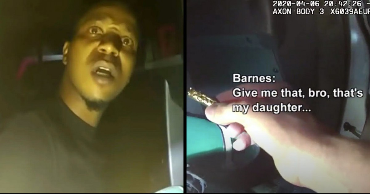 Black Man Sues Illinois Police Who Accused Him Of Possessing Drugs - It Was His Daughter's Ashes