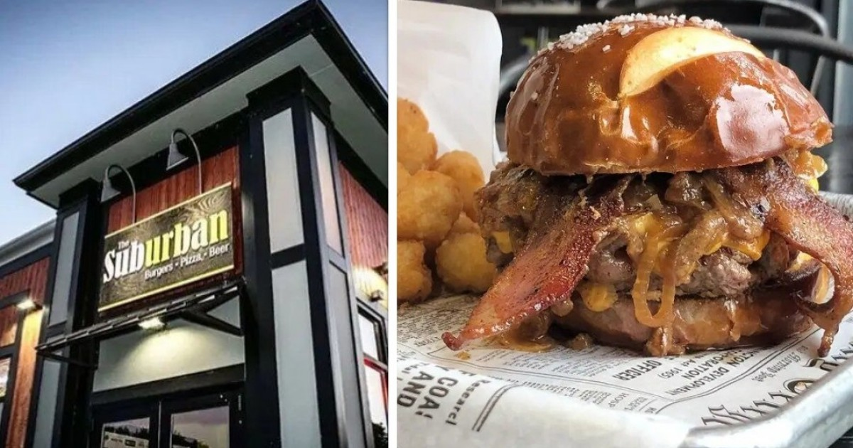 Restaurant Claims Its 'Labor Inducer' Burger Has Helped 31 Women Give Birth
