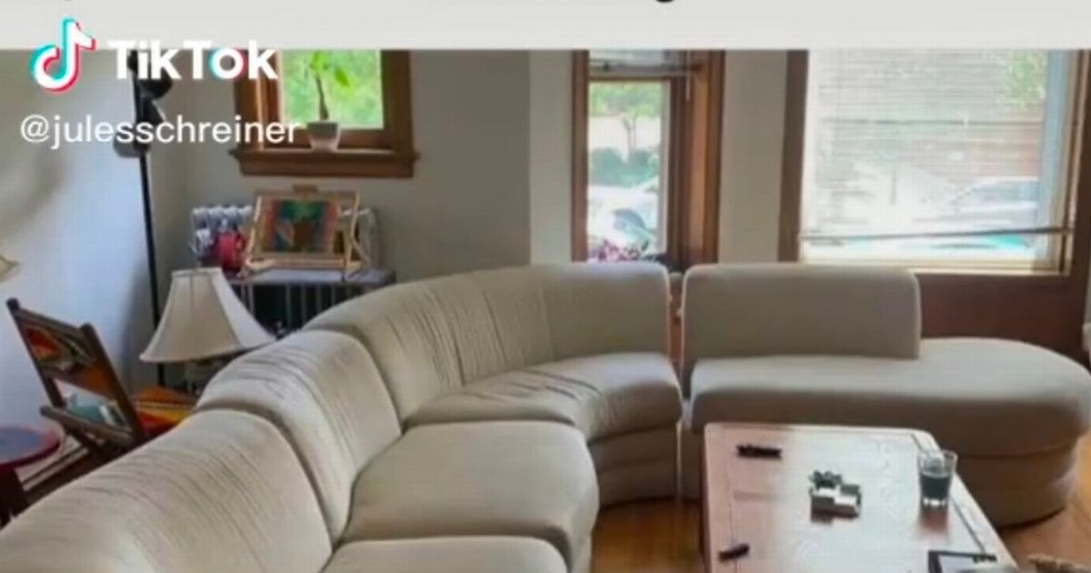 Woman Gutted After Finding Out The Sofa Set She 'Sold For $500' Is Worth More Than $20,000