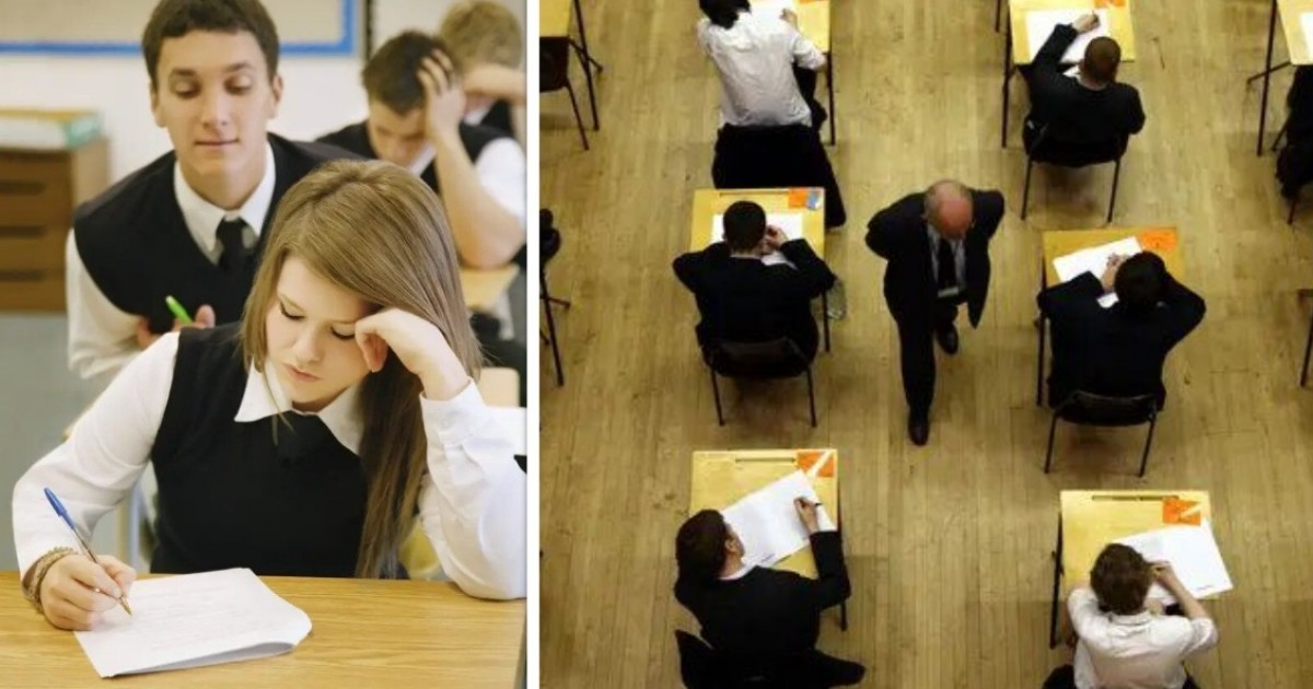 Teacher Creates Ingenious Exam Question To Find Cheaters And Catches 14 Students
