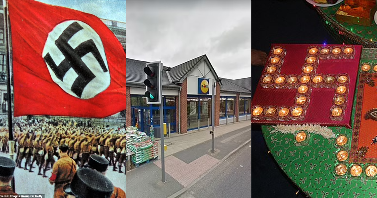 An Ex-Employee Wins Case Against Lidl After Being Fired For Swastika Tattoo