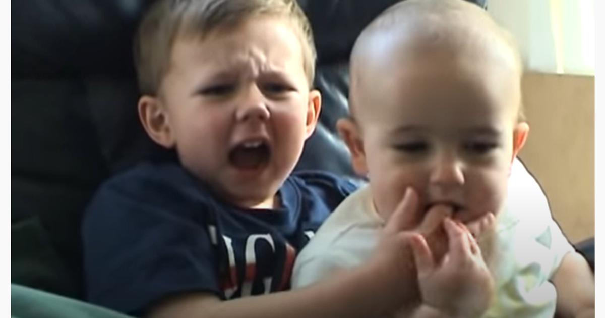 'Charlie Bit My Finger' Video Sells For $760k and Is Set To Be Deleted From YouTube