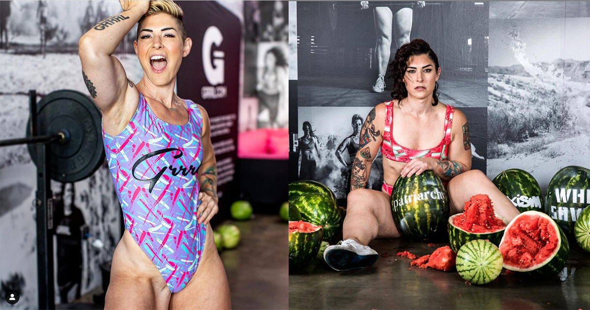 Crushing It! This Woman Broke The Male World Record For Destroying A Watermelon With Her Thighs