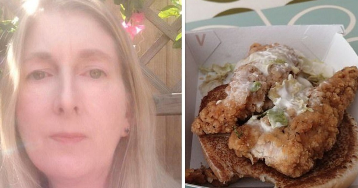 Vegetarian Who Hasn't Eaten Meat For 45 YEARS Claims She Was Left Vomiting After Biting Into A McDonald Veggie Burger