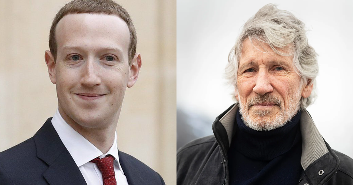 """""""F–k you. No f–in' way"""", Roger Waters slams Mark Zuckerberg after turning down Facebook's request to use his music in an ad campaign"""