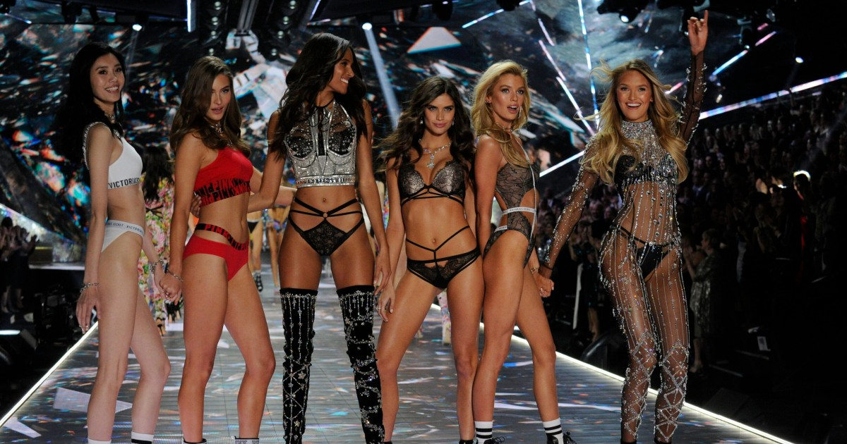 Victoria's Secret Angels Ousted As The Brand Attempts To Overhaul Its Image To Welcome Body Diversity