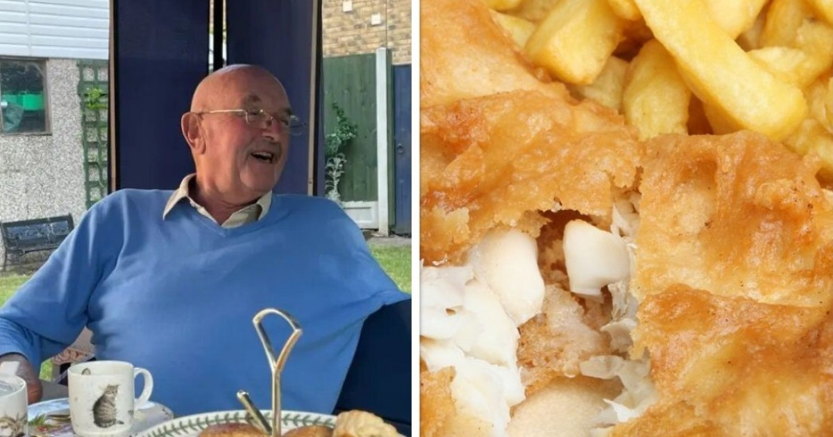 Dad 'Needs Therapy' After Paying £54 For Four Fish And Chips At London Restaurant