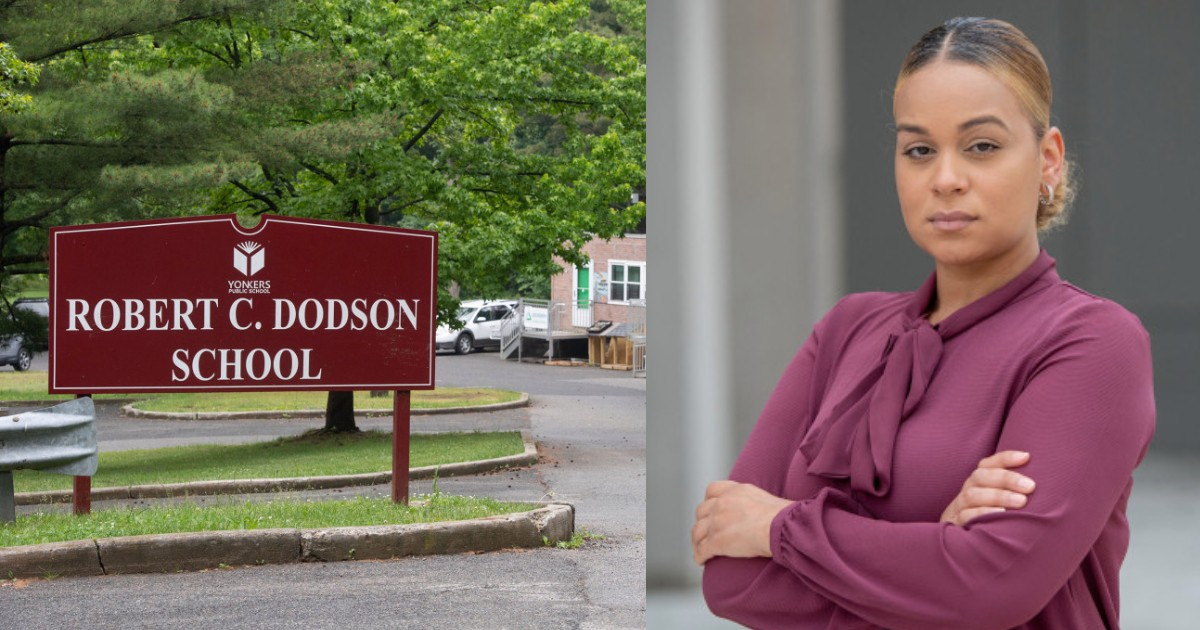 Yonkers School Secretary Accuses Former Principal Of Sexual Harassment