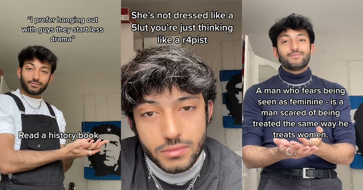 Because You Don't Seem To Listen To Women, Here's A Dude Calling Out Sexist Behaviour