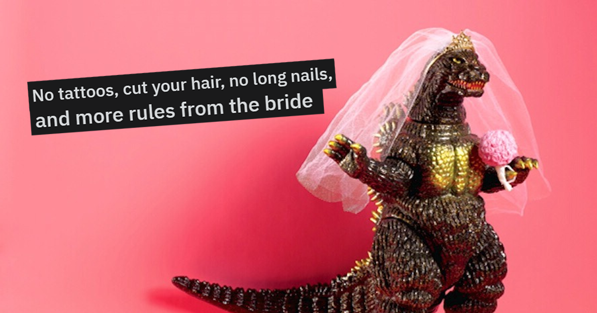 This Bridezilla Had Some Serious Demands From Her Bridesmaids And We're Already Exhausted