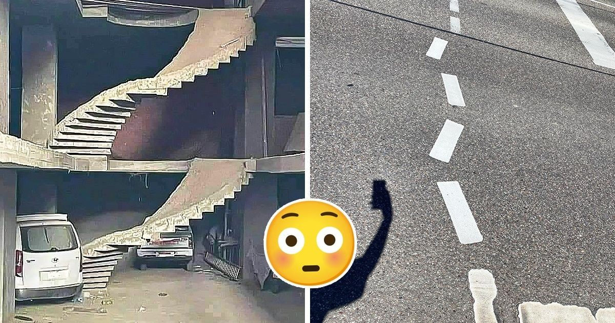 18 Epic Design Fails That Shows What Happens When The Handyman Is Pissed Off