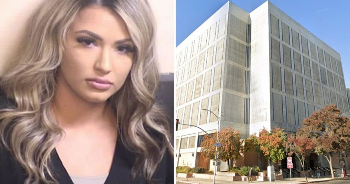 Female Prison Officer Faces Jail Time After She Had Sex With Prisoner In Front Of 11 Inmates