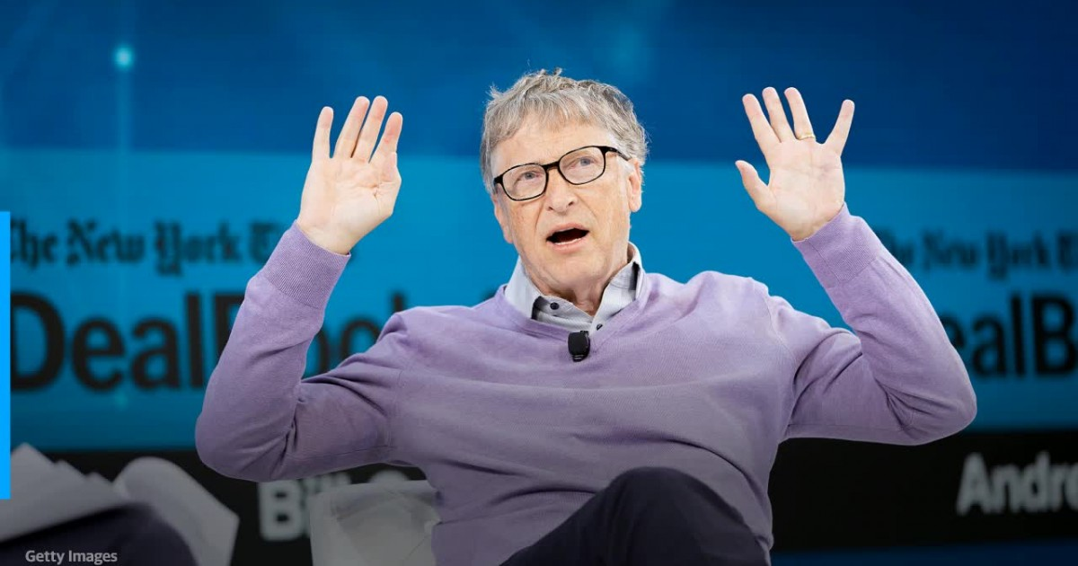 Microsoft Owner Bill Gates Hosted Nude Pool Parties And 'Happier Drunk', Biographer Claims