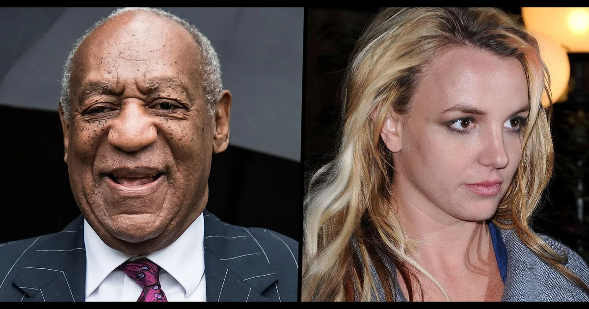 The Internet Is Outraged That Britney Spears Is Still Not Free But Bill Cosby Is.