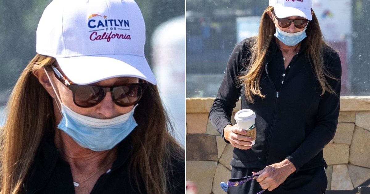 Caitlyn Jenner Suggests Homeless People Be Placed In Big Open Fields As Part Of Her Political Campaign To Become Governor.