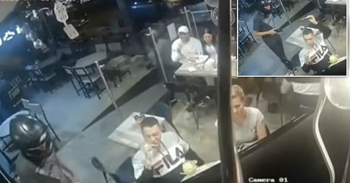 Man Keeps Eating Chicken Wings While Being Robbed? We Promise We're Not Exaggerating.